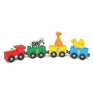 Wooden Train Set | eBay