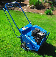 Spring Aeration and Landscaping Services in HRM