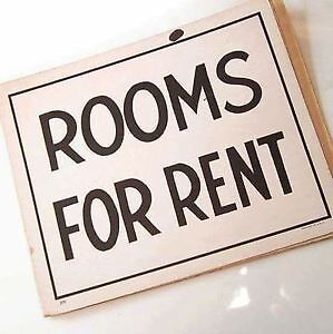 Room rentals for long and short term