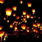 Large Sky Lanterns