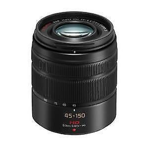 PANASONIC LUMIX G 45-150MM F4-5.6 OIS- M4/3