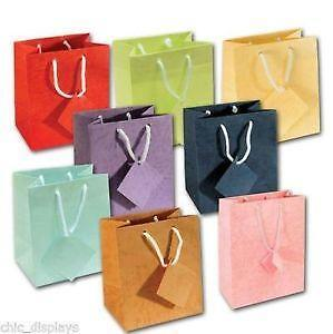 Small gift bags ebay small gift bag lot negle Image collections