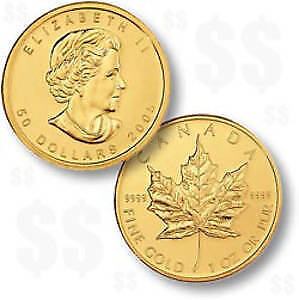 Canadian Maple Leaf Coins