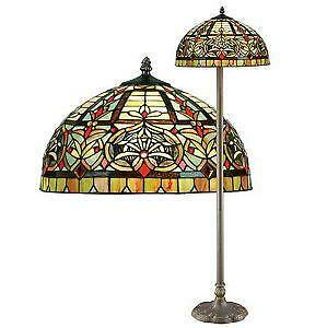 Tiffany lamps lamps ebay tiffany floor lamps mozeypictures Image collections