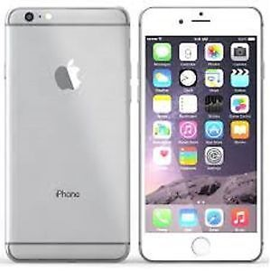 iphone 6 silver 16gb ROGERS