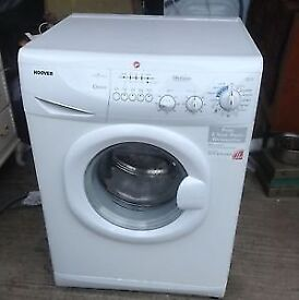 Hoover HNL7166 6kg 1600 Spin White A+AA Rated Washing Machine 1 YEAR GUARANTEE FREE FITTING