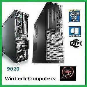 Dell Optiplex 9020 i5 8GB Memory sff Desktop Computer