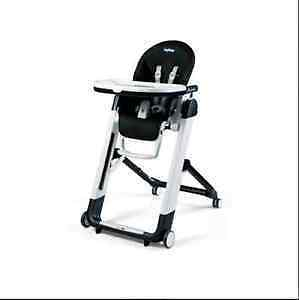 PEG PEREGO SIESTA HIGHCHAIR - LICORICE