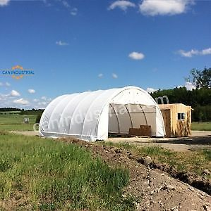 20x30x12 - Portable Fabric Storage Building Tent **FALL SALE**