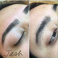 Eyebrows Threading,Tinting and Henna Tattoo