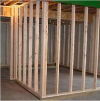Handymen Specializing in Renovations and Basement Finishing