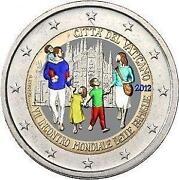 2 Euro Vatikan 2012