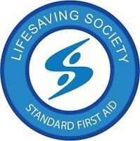 Lifesaving Swimming, First Aid and CPR Classes