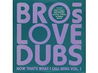 Bro's Love Dubs* ‎– Now That's What I Call Ming Vol. 1 Double Vinyl LP 1993