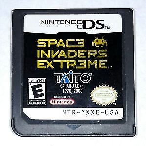 Space Invaders Extreme (Cartridge Only) Nintendo DS