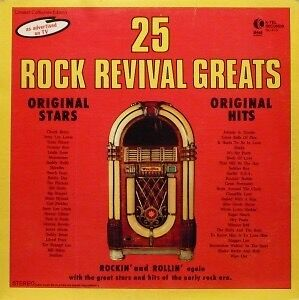25 rock revival greats vinyl lp