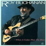 Roy Buchanan CD