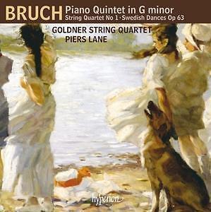 BRUCH-BRUCH:PIANO QUINTET  CD NEU