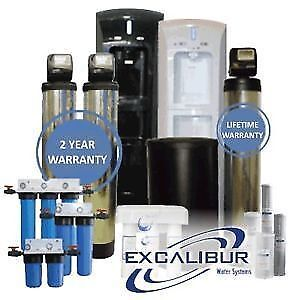 Excalibur Water Systems - Water Softener - Filtration
