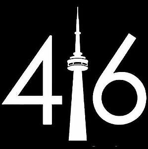 Unique VIP phone numbers for Toronto and GTA