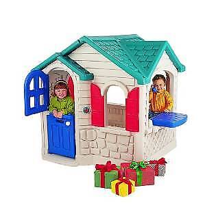 maisonnette little tikes playhouse