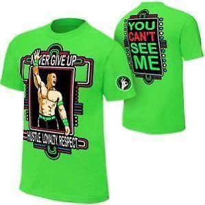 f65fa48323003 John Cena T-shirt Never Give Up