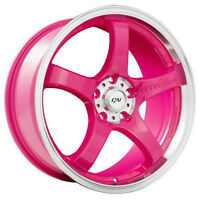 RECHERCHE mags rose ; looking for pink mags