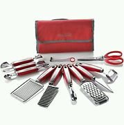 Wolfgang Puck Garnishing Set