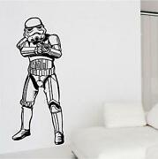 Star Wars Vinyl Wall Art