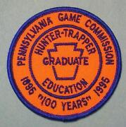 PA Game Commission Patches