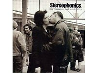 """Stereophonics – Performance And Cocktails 7 x 10"""" Vinyl box set + CD and booklet"""