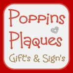 Poppins Plaques
