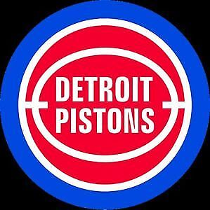 Detroit Pistons 2017/18 Season Seat-All Games,6 Rows off Court
