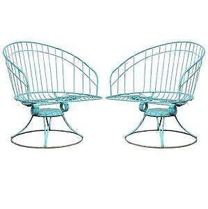 Mid Century Outdoor Furniture