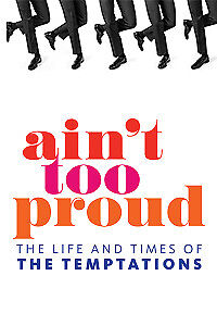"""TONIGHT! Oct 27 8PM """"Ain't Too Proud"""" GREAT SEATS"""