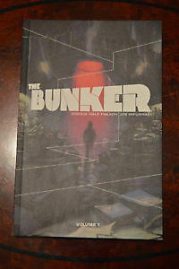The Bunker Graphic Novels * RARE HARDCOVER! MINT CONDITION!!! *