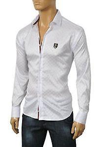 f35e6c4c5f6 Gucci White Shirts Mens