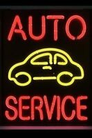 AUTOMOTIVE SERVICES - $ 30. Hour