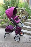 **Excellent Condition** Stokke Xplory - Tons of Extras