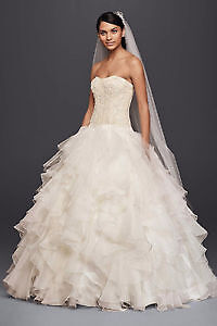 Oleg casini davids bridal plus size