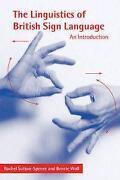 British Sign Language Book