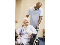 Carer/Support Worker/Helper - Supporting you at home