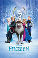 FREE MOVIES, Saint John Free Public Library, FROZEN, BOND 007