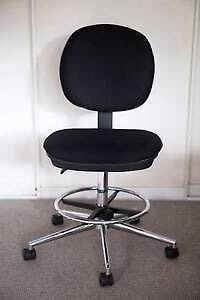 New Stewart Ergonomic Drafting Height Adjustable Office Chairs