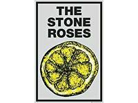 Stone Roses Tickets X 2