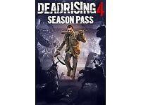 Dead Rising 4 Season Pass Xbox one (RRP £15.99)