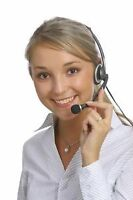 RECEPTIONISTS / ADMIN STAFF WANTED