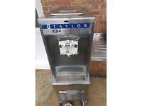 Taylor Frozen Yogurt / Ice Cream Machine Model 8751-58 Single Phase
