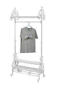 vintage style clothes rail uk, clothes rails | garment storage | ebay, Design ideen