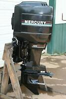 Immediate opening for outboards